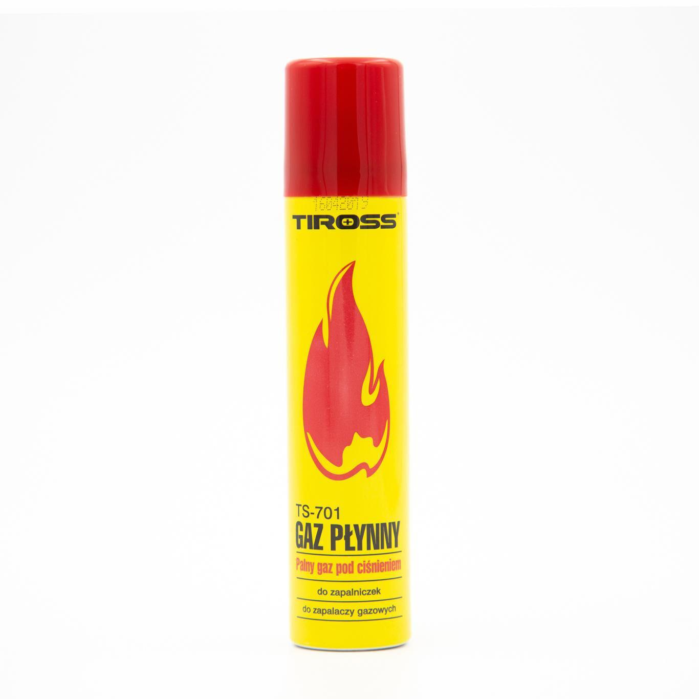 Gaz Tiross 90ml Butane Gas TS701