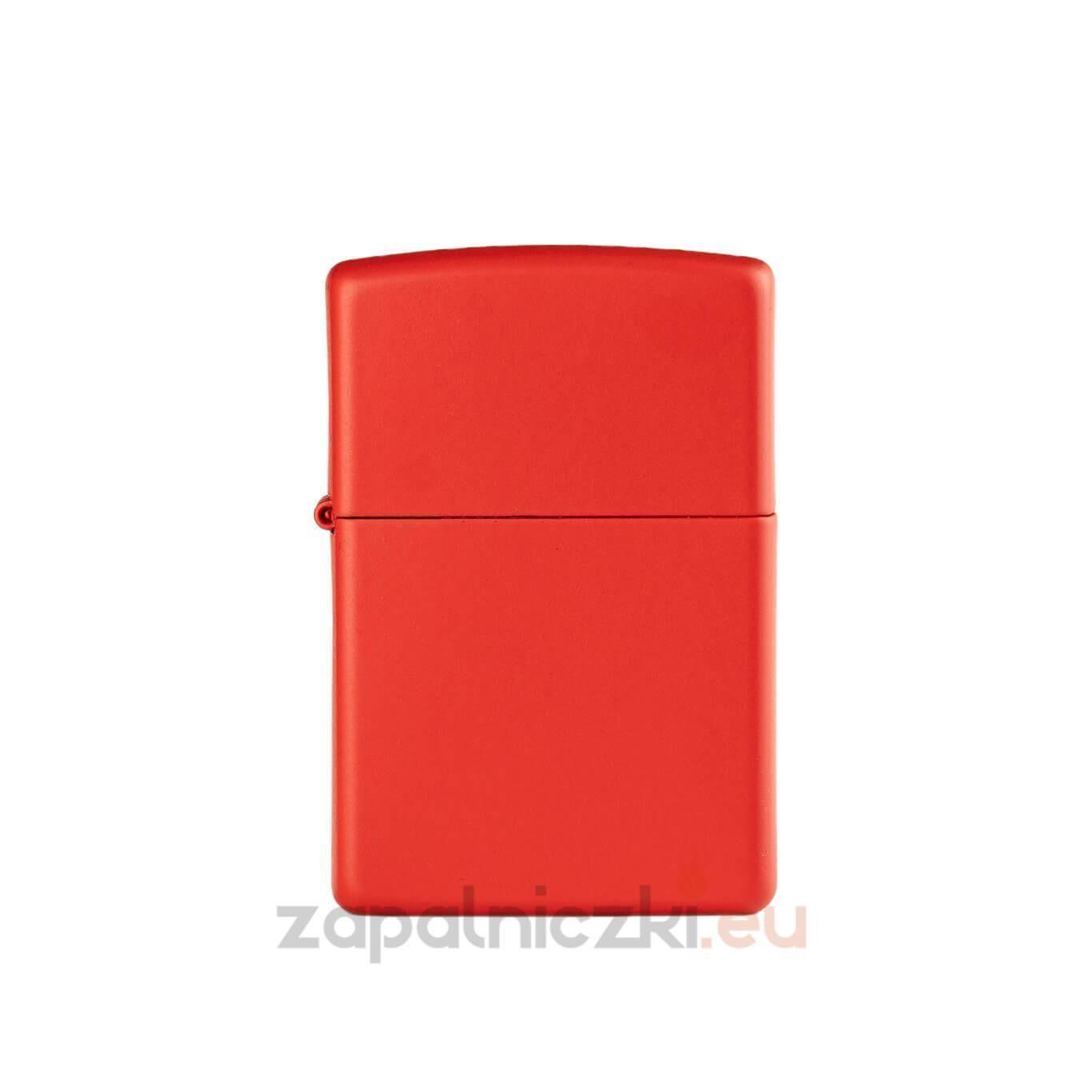 Zapalniczka Zippo 233 Red Matte