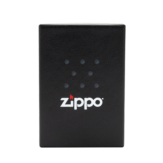 Zapalniczka Zippo 24756ZL Base Laser Engrave Logo High Polish Black